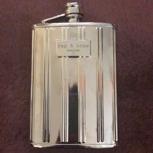 Rag & Bone Flask. Designer rag and bone